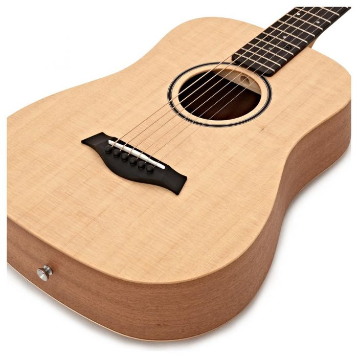 Taylor BT1 Baby Taylor Acoustic Guitar Body Angle