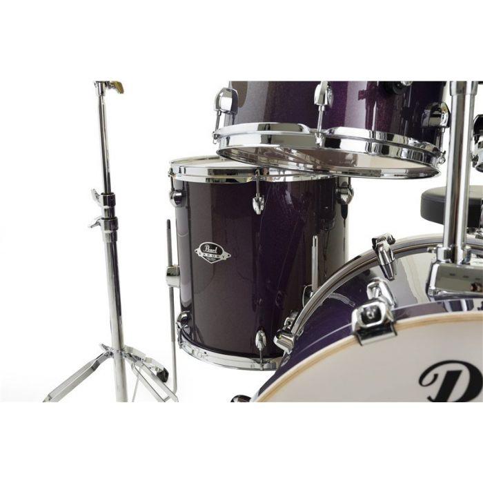 Pearl Export 22 5Pc Kit Purple Nebula Floor Tom