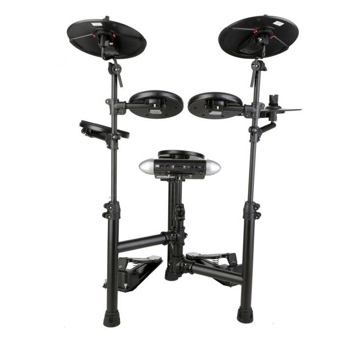 Carlsbro CSD120 8-Piece Electronic Drum Kit Back View