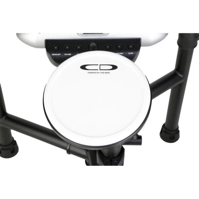Carlsbro CSD120 8-Piece Electronic Drum Kit Snare Top