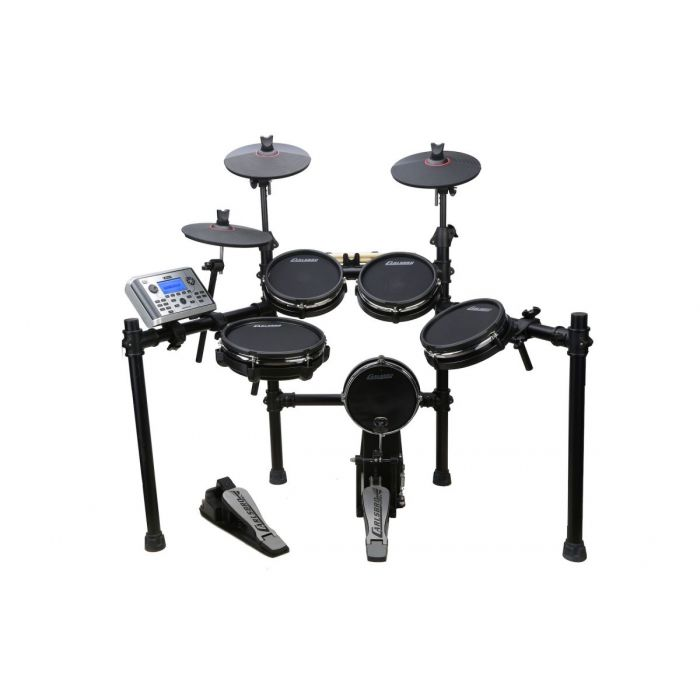 Carlsbro CSD400 Electronic Mesh Head Drum Kit Front View