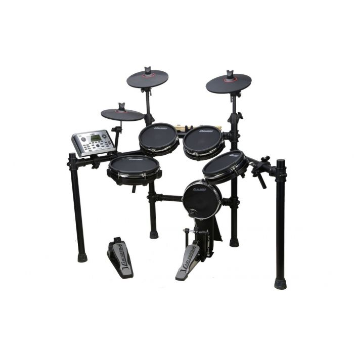 Carlsbro CSD400 Electronic Mesh Head Drum Kit Right Front View