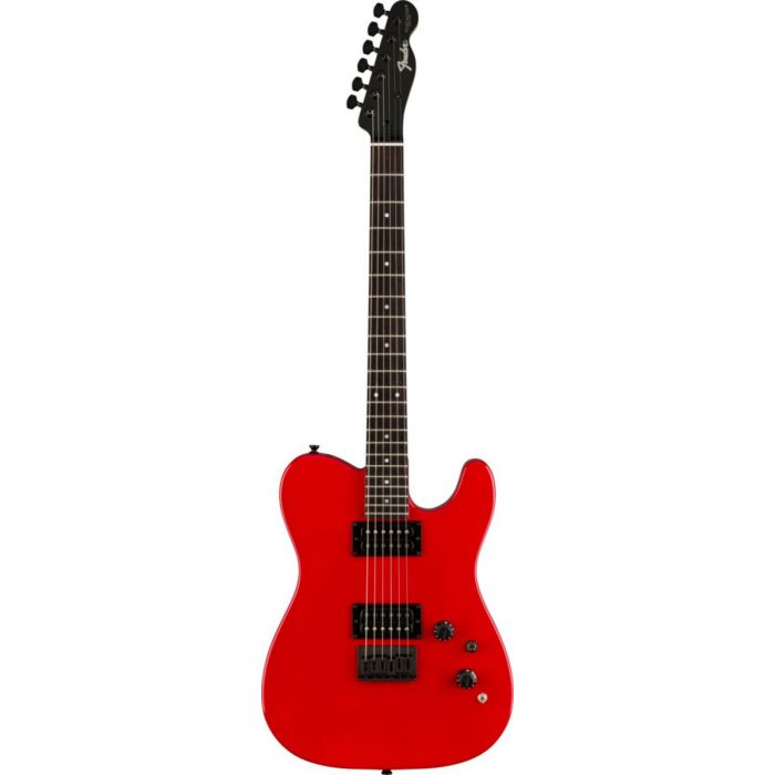 Overview of the Fender Boxer Series Telecaster HH RW Torino Red
