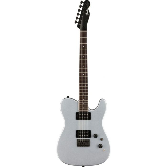 Overview of the Fender Boxer Series Telecaster HH RW Inca Silver