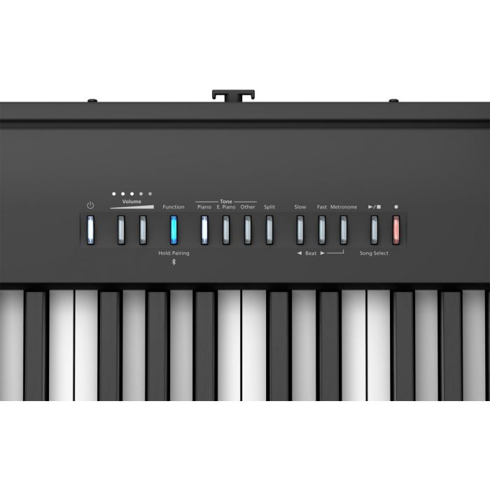 Roland FP-30X 88 Note Compact Piano Black Zoom