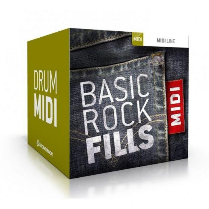 Basic Rock Fills Midi Pack Download