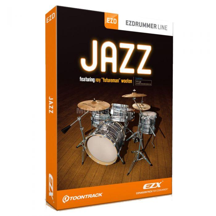 Toontrack EZX Jazz Expansion