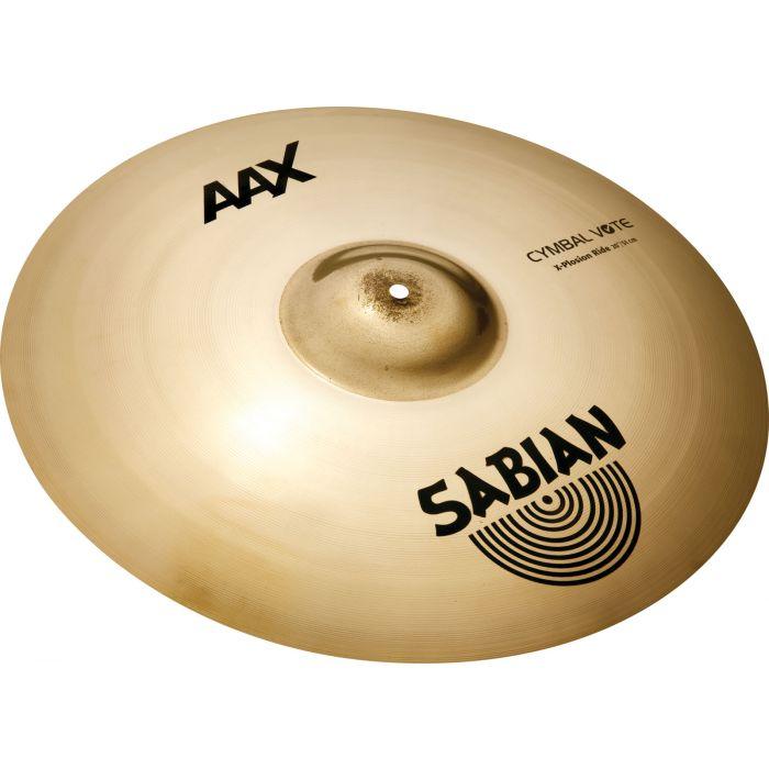 "Sabian AAX 20"" X-Plosion Ride Cymbal"