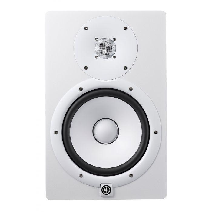 Yamaha HS7 Active Studio Monitor, White