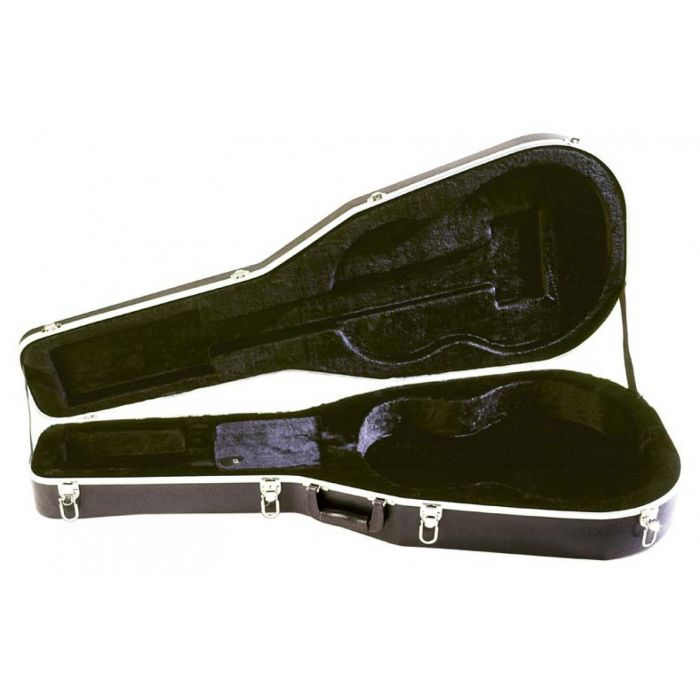 Stagg ABS-C Classical Guitar Case Open