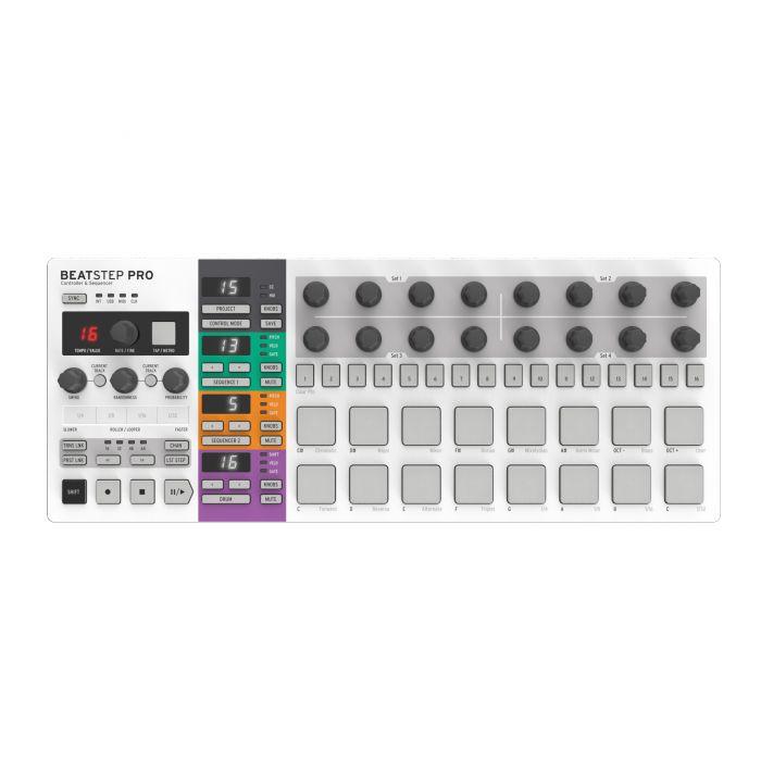 Arturia BeatStep Pro USB MIDI Drum Sequencer