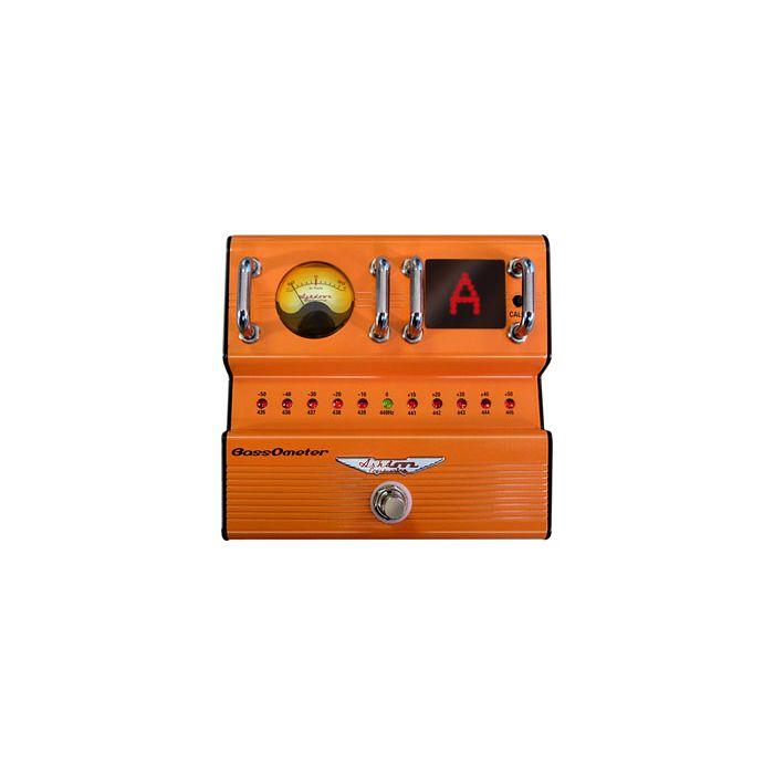 Ashdown FS BassOmeter Chromatic Tuner Pedal