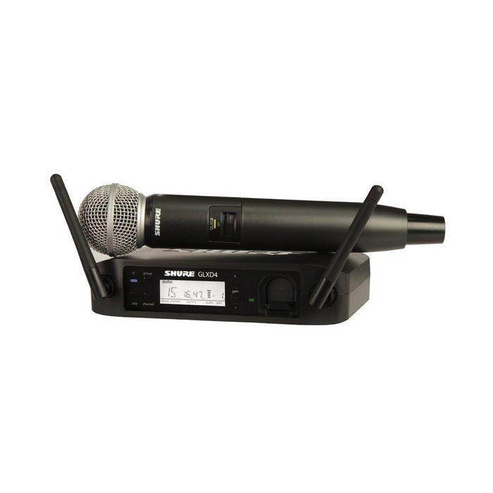 Shure GLXD24UK / SM58 Digital Wireless Microphone System