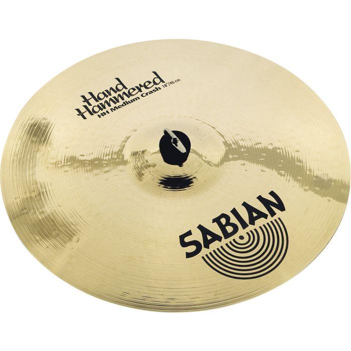 "SAbian HH 17"" Medium Thin Crash Cymbal"