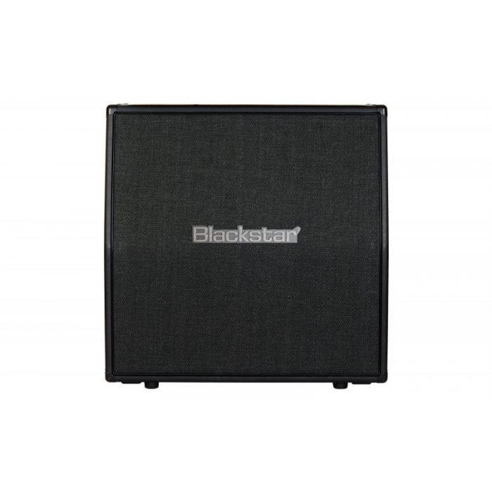 Front view of a Blackstar HT-Metal 412A Guitar Speaker Cabinet