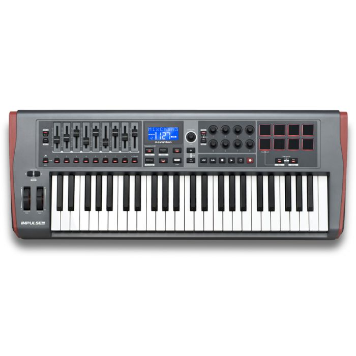 Novation Impulse 49 USB MIDI Keyboard