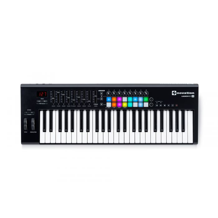 Novation Launchkey 49 MK2 USB MIDI Keyboard
