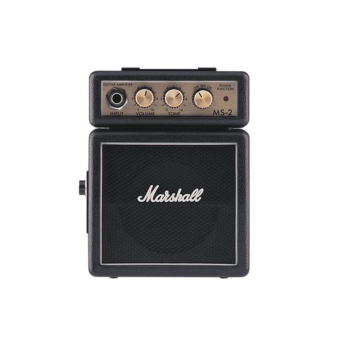 Marshall MS-2 Micro Amp in Black