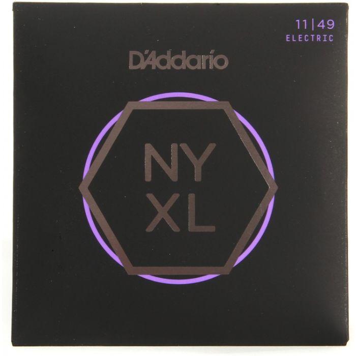 D'Addario NYXL1149 Guitar Strings, Medium, 11-49