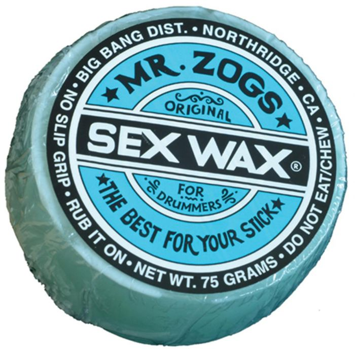 Sex Wax for Drummers - Drumstick Wax