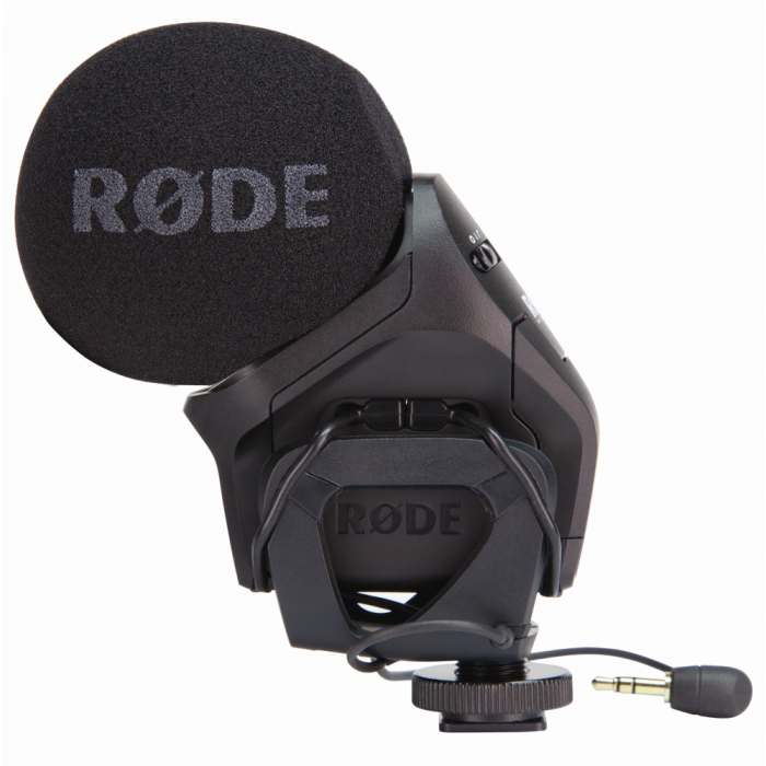 Rode Stereo VideoMic Pro Condenser Microphone