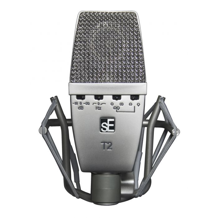 Full view of an SE Electronics T2 Condenser Microphone