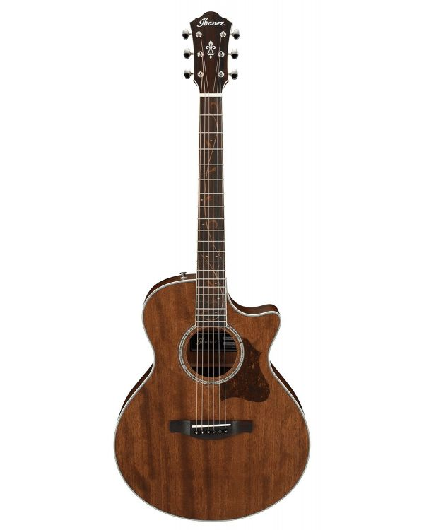 Ibanez AE245JR-OPN Ae Jnr Acoustic Guitar, Natural