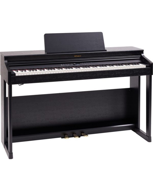 Roland RP701 Digital Home Piano, Black