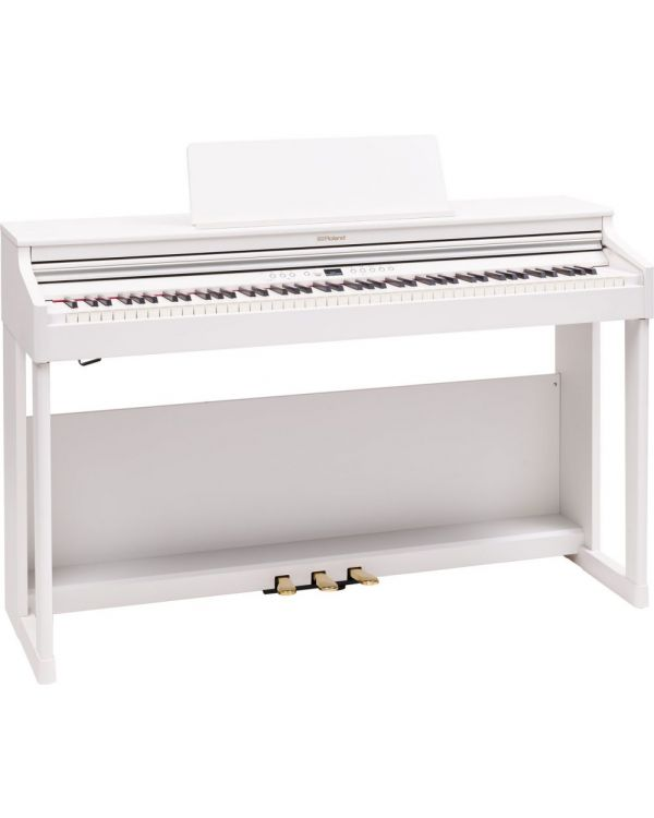 Roland RP701 Digital Piano, White