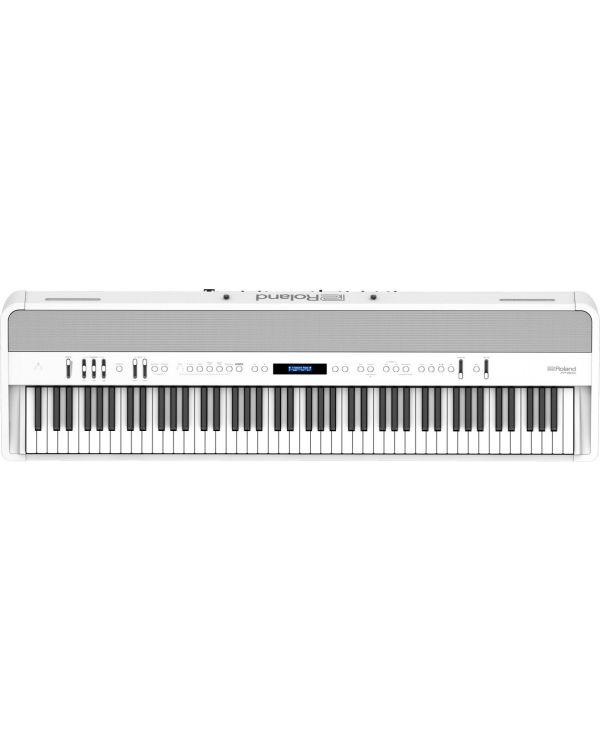 Roland FP-90X Premium Portable Piano White