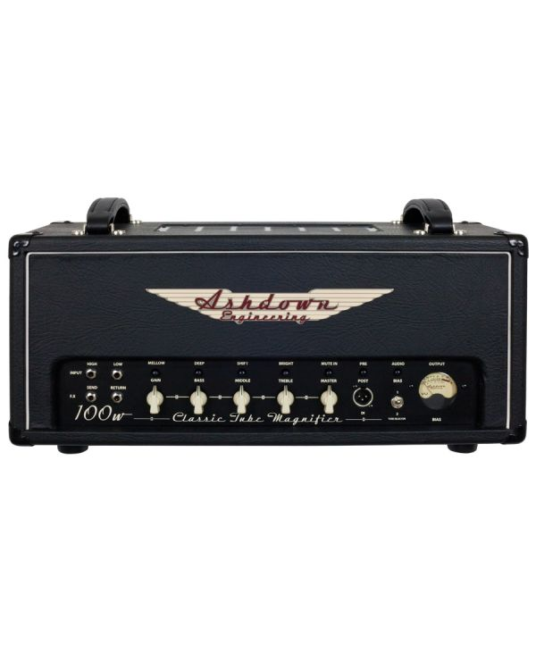 Ashdown CTM 100 Valve Bass Amp Head