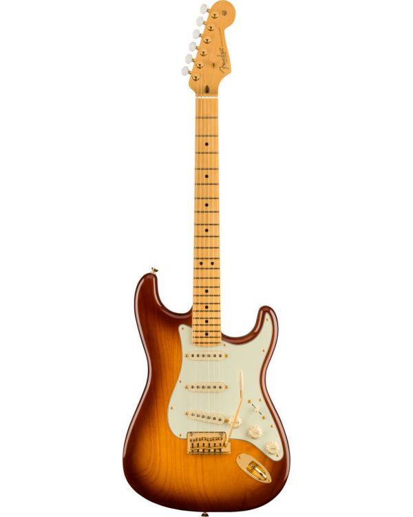 Fender 75th Anniversary Commemorative Stratocaster 2-Color Bourbon Burst