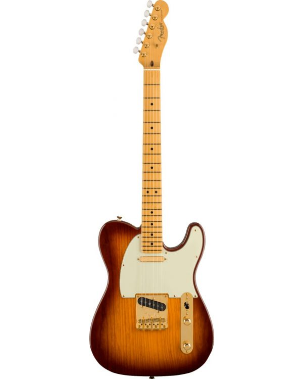 Fender 75th Anniversary Commemorative Telecaster MN, 2-Color Bourbon Burst