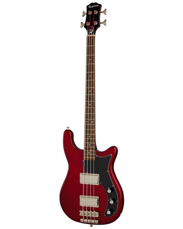 Epiphone Original Embassy Bass, Sparkling Burgundy