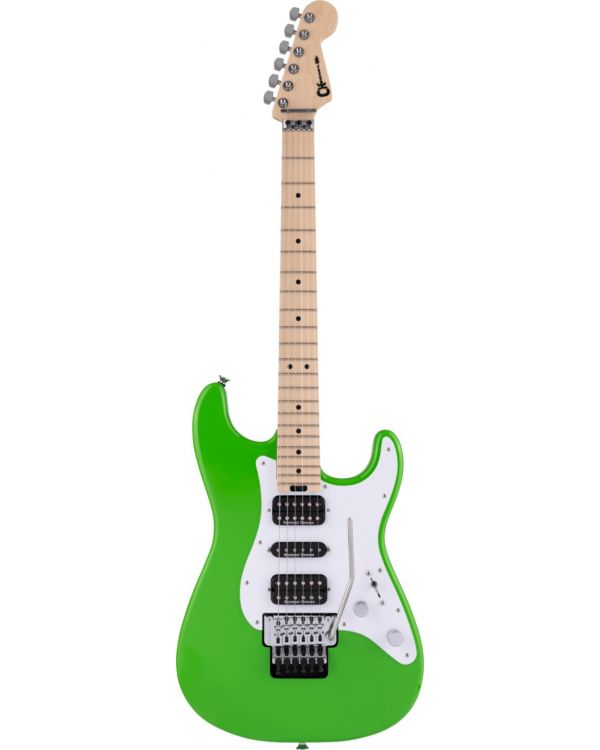 Charvel Pro-Mod So-Cal Style 1 HSH FR M MN, Slime Green