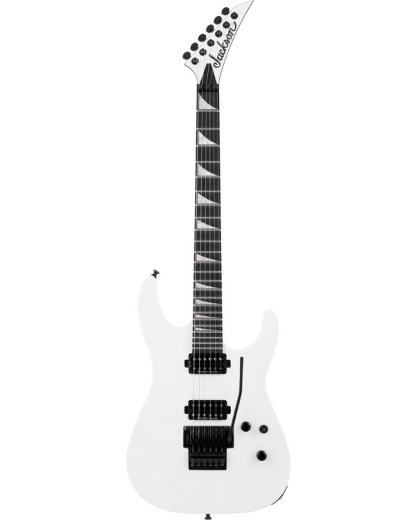 Jackson MJ Soloist SL2 Ebony FB, Snow White