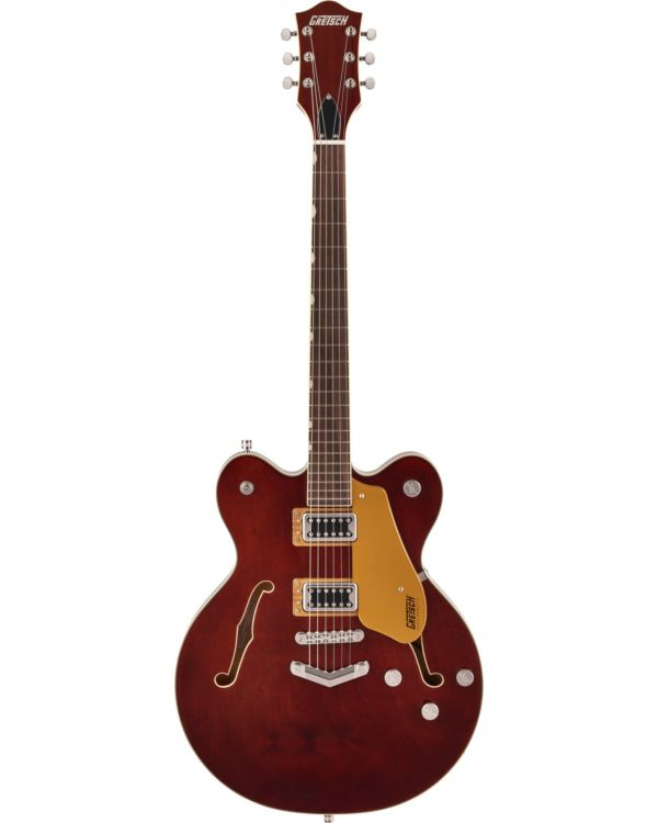 Gretsch G5622 Electromatic Center Block Double-Cut Guitar, Aged Walnut