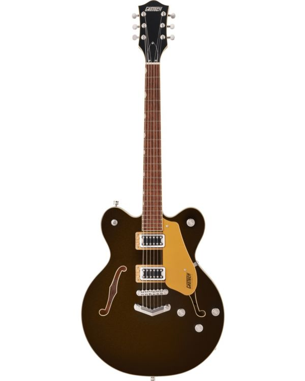 Gretsch G5622 Electromatic, Center Block Double-Cut Guitar, Black Gold