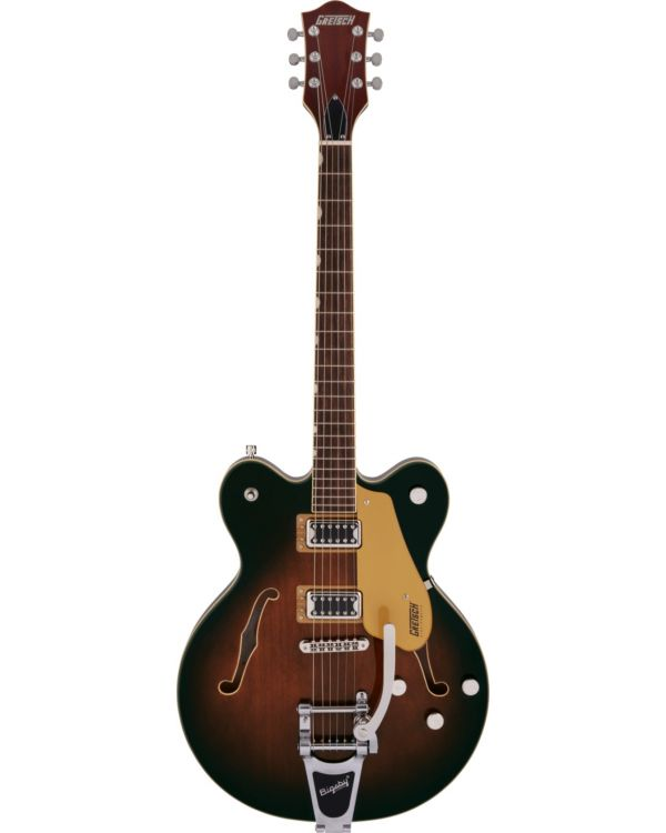 Gretsch G5622T Electromatic Center Block Bigsby, Single Barrel Burst