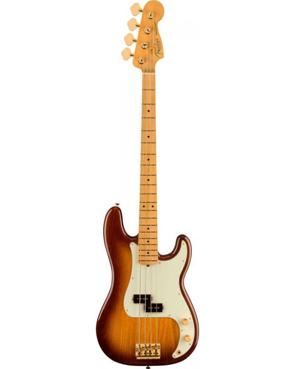 Fender 75th Anniversary Commemorative Precision Bass 2-Color Bourbon Burst