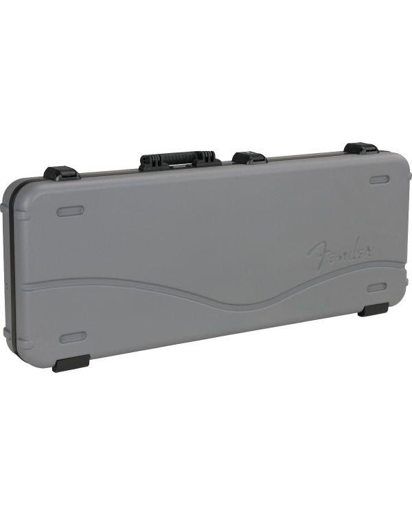 Fender Deluxe Molded Strat/Tele Case Silver/Blue