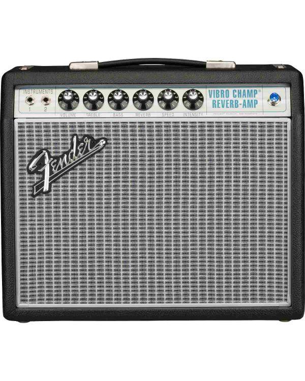 Fender 68 Custom Vibro Champ Reverb Combo Amp