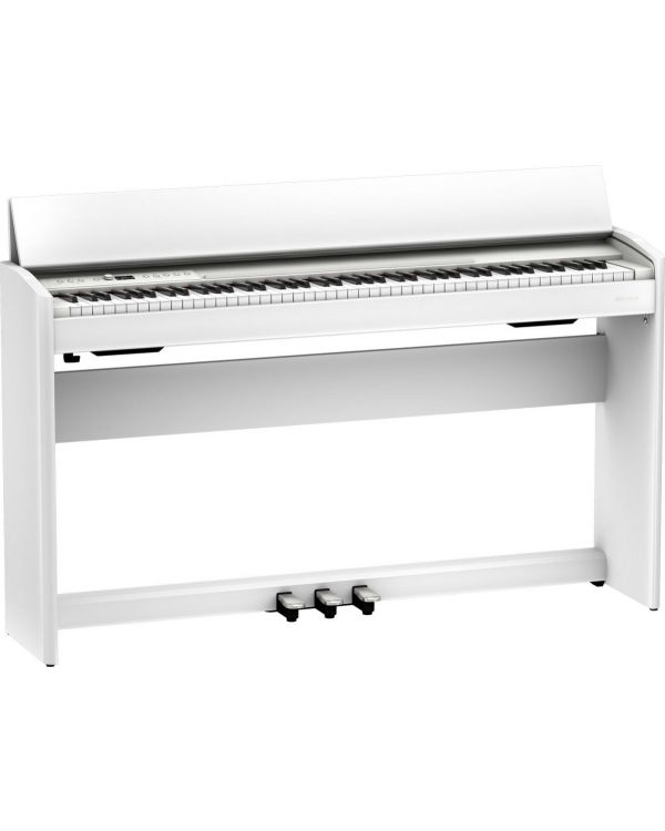 Roland F701 Digital Piano White