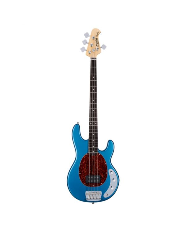 Sterling By Music Man Stingray 4-String Bass, Classic Toluca Lake Blue RN