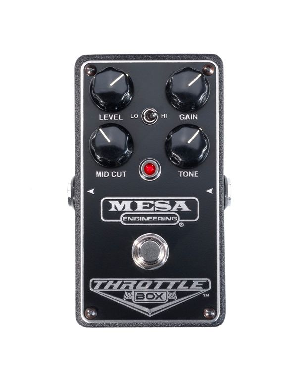 Mesa Boogie Throttlebox Distortion Guitar Effects Pedal