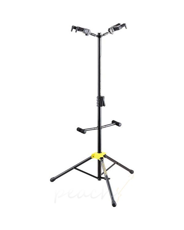 Hercules GS422B Duo AGS Double Guitar Stand