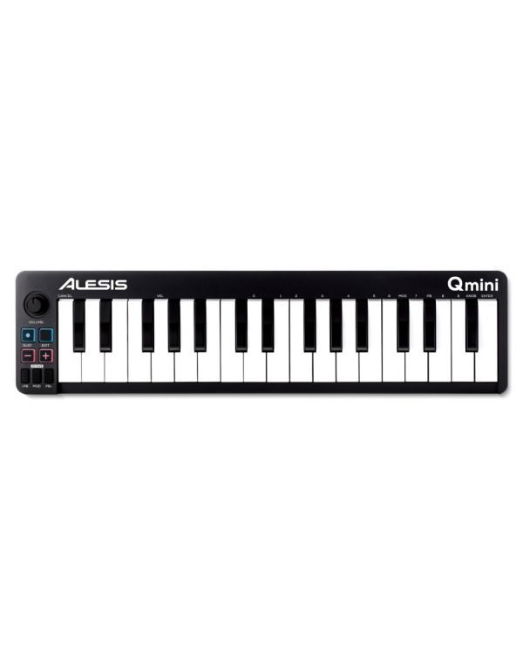 Alesis Qmini Compact 32 Key USB MIDI Keyboard Controller