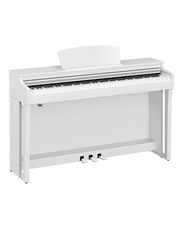 Yamaha CLP-725 Digital Clavinova in White
