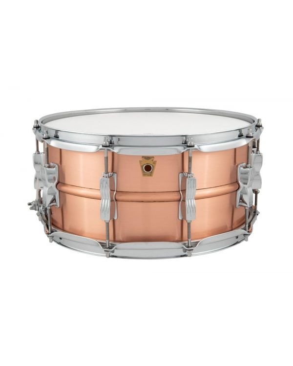 Ludwig Acro Copper Snare Drum
