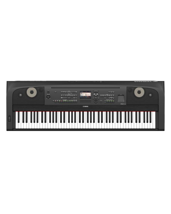 Yamaha DGX-670 Digital Portable Grand Piano in Black